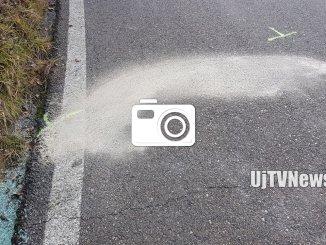 Incidente stradale a Montelaguardia di Perugia