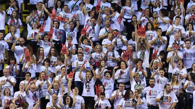 Sir Volley senza appelli, gara 3 con Monza vincere per semifinale