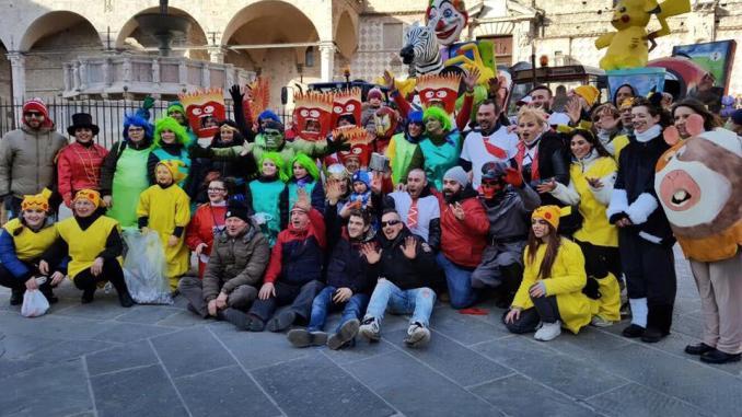 Carnevale San Sisto il 24 febbraio e il 3 marzo, 2 marzo a Corso Vannucci
