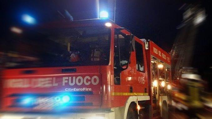 Incendio appartamento a Spoleto, trovate tre bombole GPL
