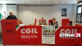 Ires Cgil 9 maggio rapporto Camera del lavoro su economia regionale
