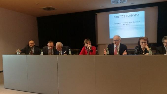 Giustizia condivisa, presentato il progetto per il Tribunale civile di Perugia