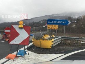 E45 Puleto Mauro Cornioli sindaco Sansepolcro riaprire al traffico pesante