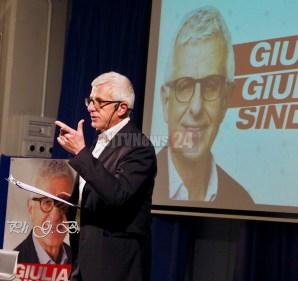 Declassamento Questura Perugia, per Giubilei scelta politica grave