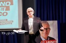 Elezioni, mercato coperto, interviene il candidato sindaco Giubilei