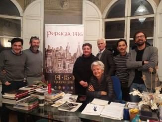 Perugia 1416, primo incontro operativo con il regista