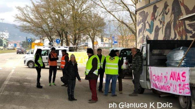 E45, sindaco Badia Tedalda chiede soldi e invio esercito