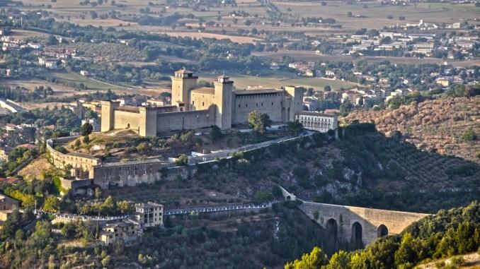 Dalla Rocca alla Roccia, scoprire bellezze Spoleto con le nuove tecnologie