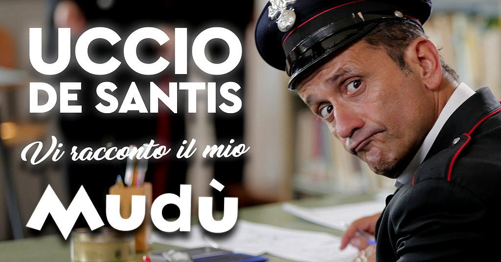 A Foligno arriva Uccio De Santis, una domenica di risate con Mudù