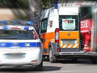 Motociclista ferito gravemente dopo incidente sull'Apecchiese