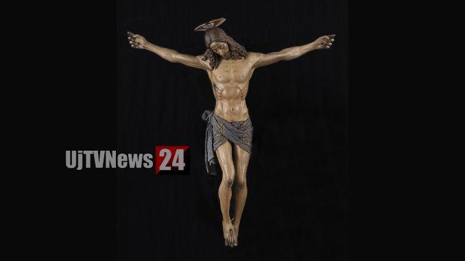 Cristo chiesa Ancarano di Norcia presentazione lavori restauro mercoledì 6 marzo 2019 alle ore 12