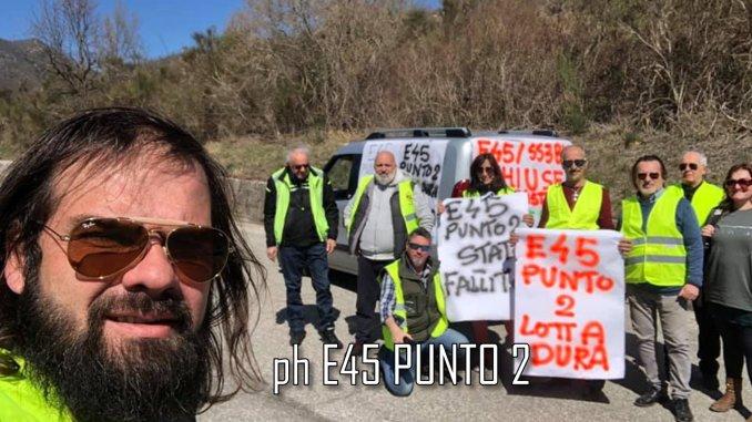 Disastro tratto appenninico, E45 Punto2 chiede commissione d'inchiesta per viadotti e non solo