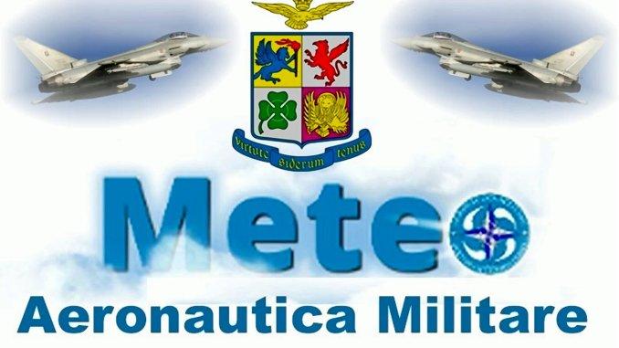 Previsioni del tempo in Italia fornite dal Servizio Meteorologico dell' Aeronautica Militare