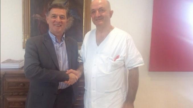 Inaugurò risonanza magnetica a Perugia, Antonello Rogaia va in pensione