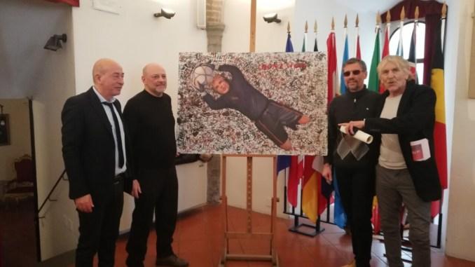 """Baiocco d'Argento """"Con il Cuore"""" all'atleta Lamberto Boranga"""