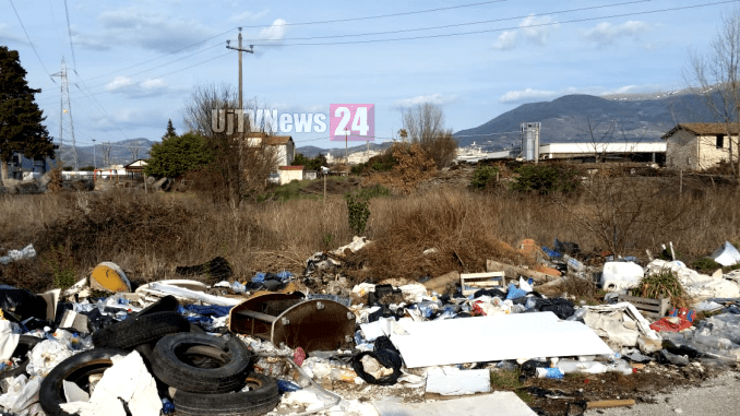 Assisi e degrado territorio zona industriale Centrodestra, promesse tradite