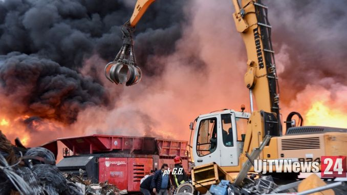 Biondi recuperi, dissequestrata l'area dopo incendio del 10 marzo scorso