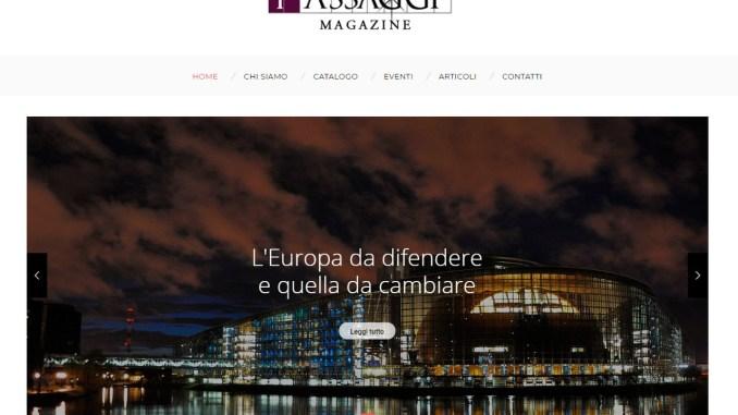 Nasce in Umbria un sito internet di cultura e di riflessione politica