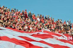 Finisce con pareggio Spezia-Perugia 1-1, Liguri avanti con Okerege al 39'