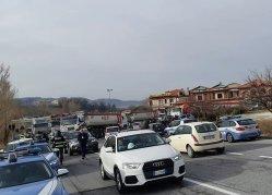 protesta astaldi traffico perugia ancona
