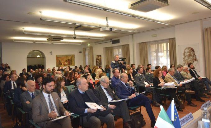 """A Villa Umbra seminario """"Codice delle società a partecipazione pubblica"""""""