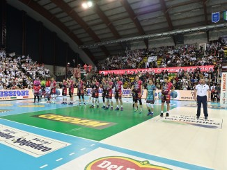 Sir Safety Conad Perugia arriva Kioene Padova ritorno di regular season di Superlega