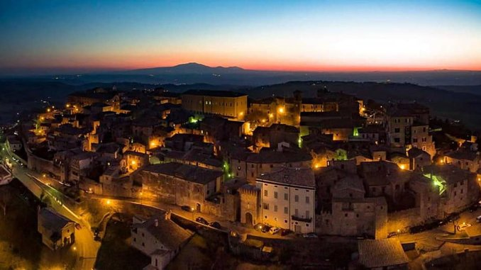 I Borghi più belli d'Italia in Umbria assemblea a Lugnano in Teverina