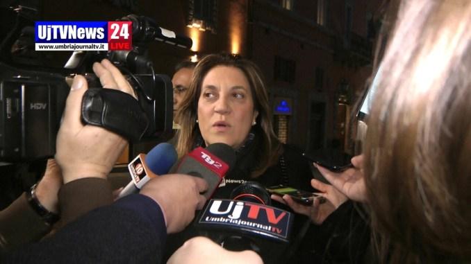 Catiuscia Marini si è dimessa, la Regione Umbria non ha più la presidente, subentra Vice
