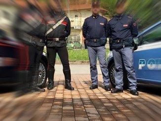 Potenziamento Forze dell'ordine in Umbria, Carabinieri e Polizia, 80 arrivi