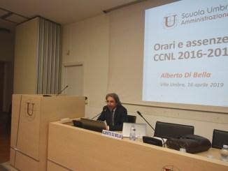 """seminario """"Orari e assenze dopo il CCNL 2016-2018"""""""