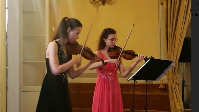 Duo ScudellerFestival delle Nazioni stagione primaverile, il concerto