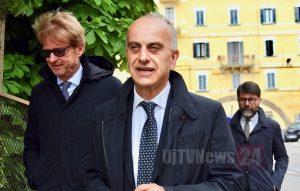 Inchiesta sanità, proroga arresti domiciliari, il gip Valerio D'Andria decide