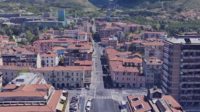 Oltre a viale Brin, a Terni, infrastrutture per lo sviluppo