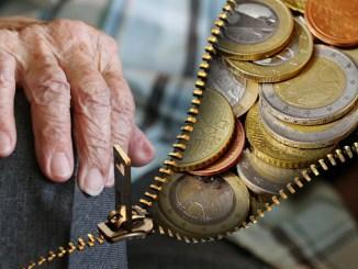 Reddito di Cittadinanza, pensionati sempre più poveri
