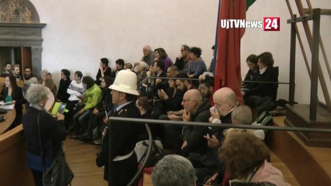 """Comitato No Pillon, vergognoso """"fuggi fuggi"""" nel consiglio comunale di Perugia"""