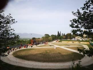 Corsa all'Anello di Narni, inaugurato il Campo de li Giochi