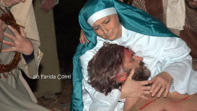 Rievocazione storica della Passione di Cristo alla Cascata delle Marmore