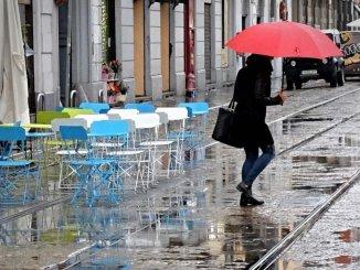 Previsioni meteo, tempo migliora al Nord, instabile al Centro