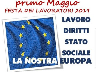 Primo Maggio in Umbria, manifestazione regionale a Piediluco