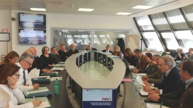 Ricostruzione in Umbria 439 progetti autorizzati 185 interventi ultimati