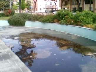 Terni, la mai realizzata scultura-fontana di Beverly Pepper