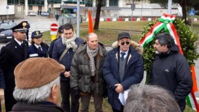Perugia contro le mafie, rotonda intitolata alle vittime di via d'Amelio