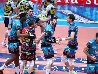Volley, Modena vince e Perugia cade al PalaPanini in gara 4