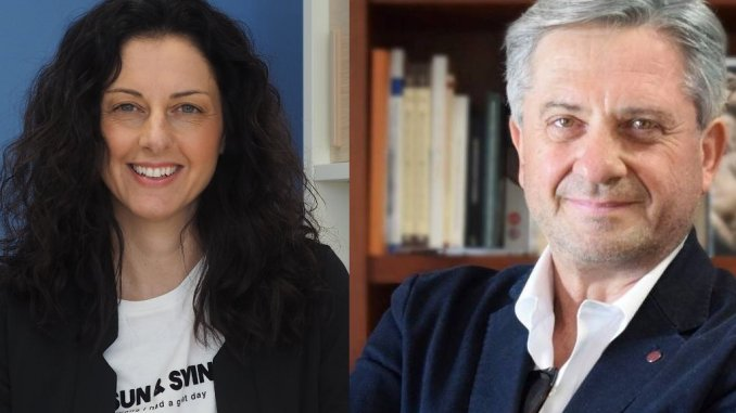 Elezioni Rettore, Franco Cotana e Claudia Mazzeschi insieme per l'Università di Perugia