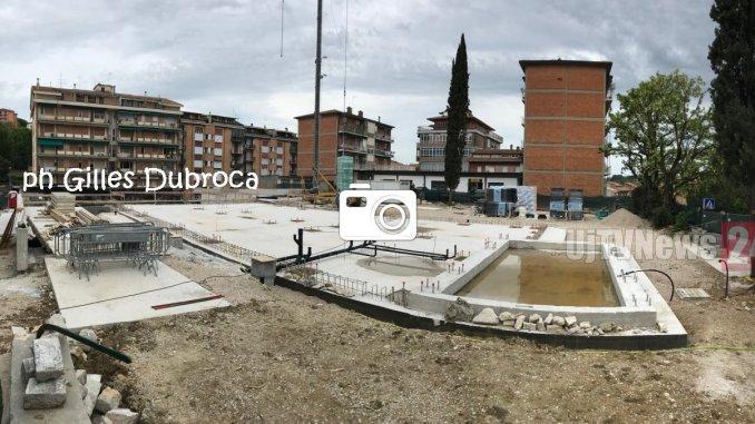 Scuola Carducci Purgotti non risorge, in 800 firmano petizione online |Foto