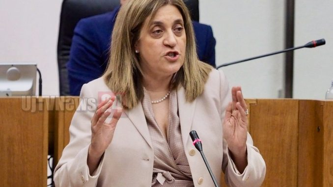Inchiesta sanità, Catiuscia Marini tre ore in procura, interrogata dai pm