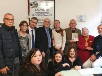 Ufficio Associazione Stampa Umbra intitolato alla memoria di Monacelli