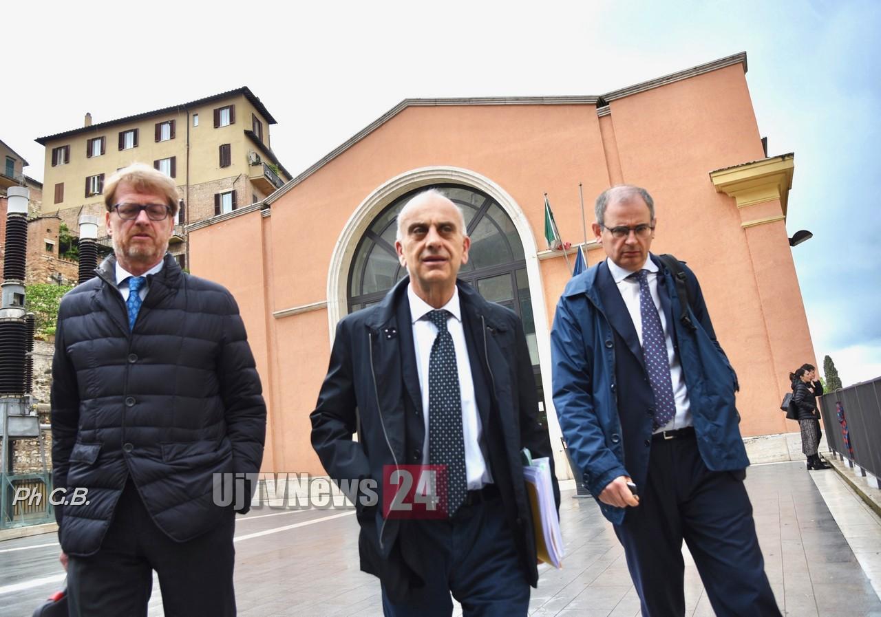 Gianpiero Bocci ricorre in Cassazione, vuole la revoca dei domiciliari