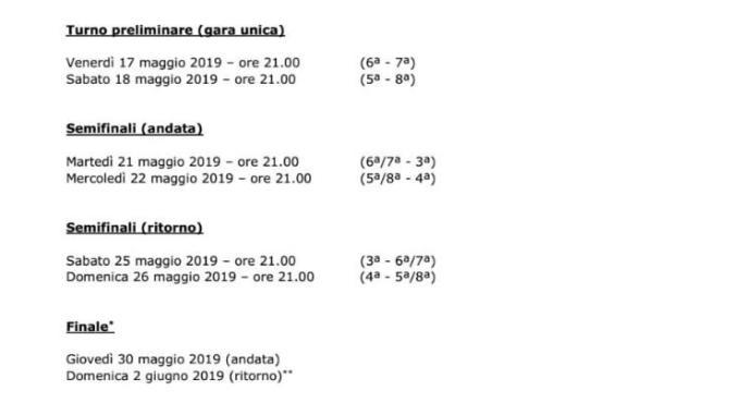 Palermo Calcio Calendario.Calcio Serie B Palermo Retrocesso Perugia Nei Play Off Il