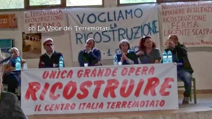 Raccordiamoci, terremotati in marcia verso Roma, con ogni mezzo